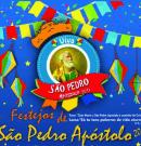 Abertura dos Festejos de São Pedro Apóstolo 2017