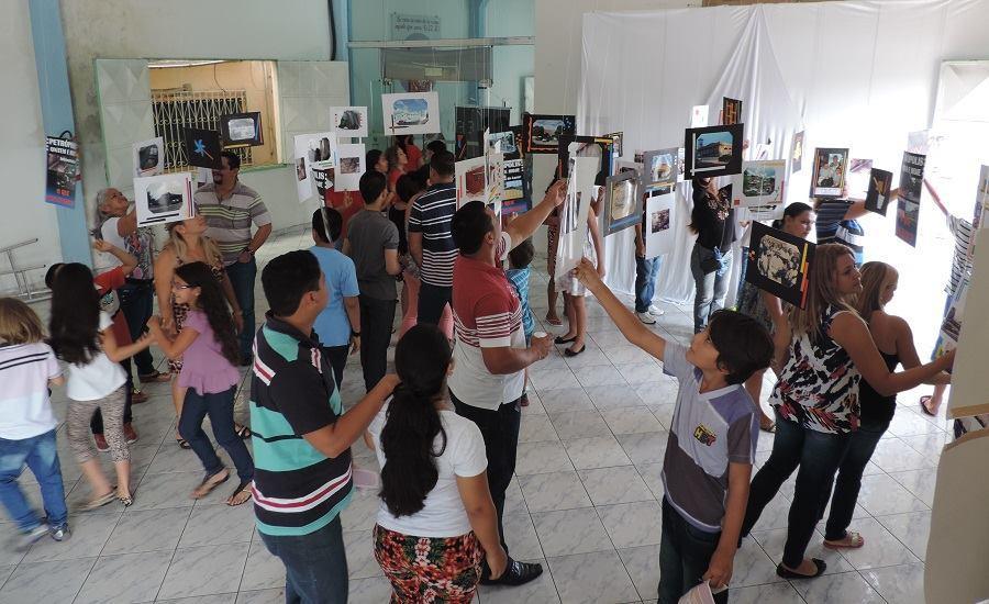 Exposição das Ações Pastorais
