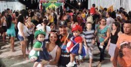 Carnavalzinho das Catequeses 2018