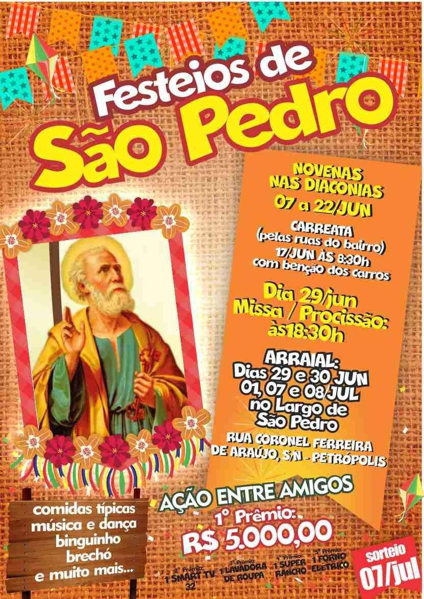 Festejos de São Pedro