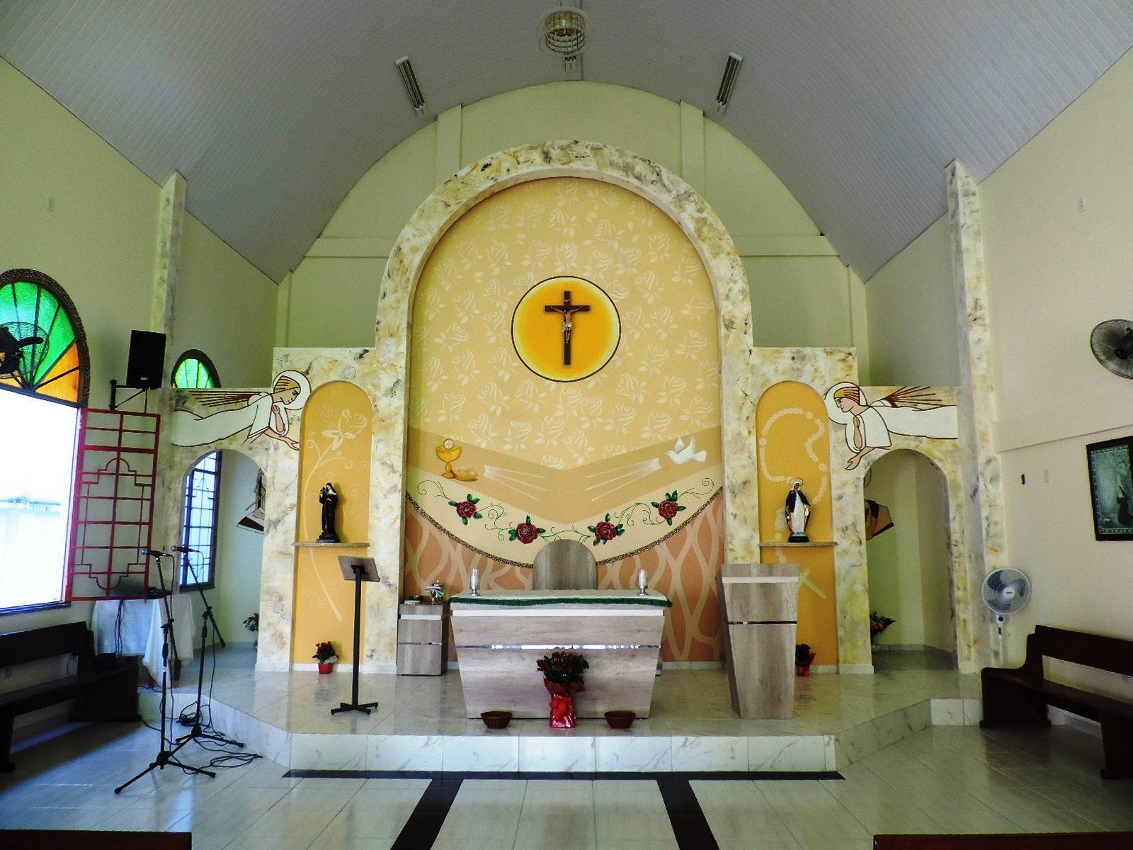 Comunidade de Santa Rita de Cássia 2018