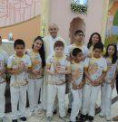 Celebração da 1ª Eucaristia 2018 Grupo 2