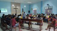 Formação para catequistas da Catequese Familiar 4
