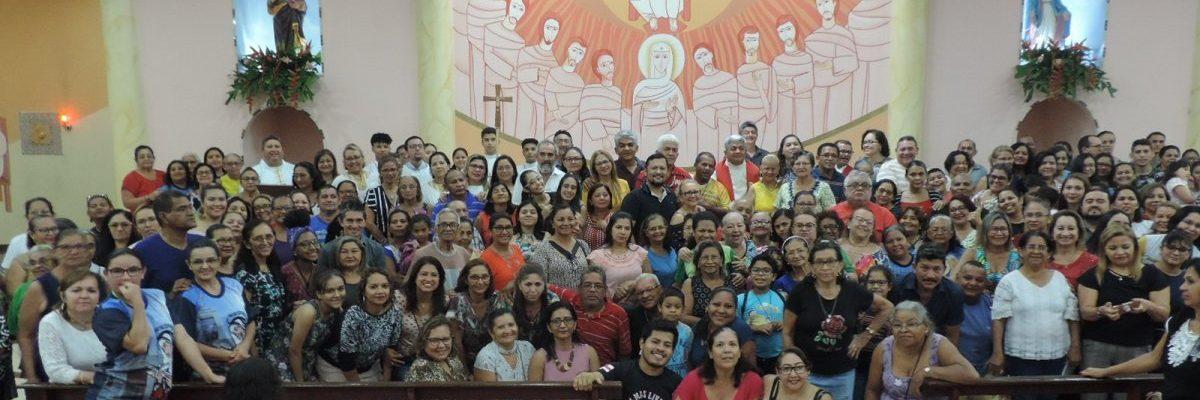 Padre Alcimar Araújo – 15 anos de Sacerdócio